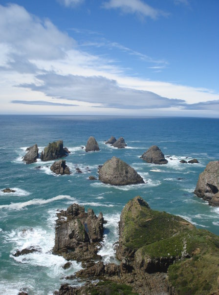 Nugget Point Nueva Zelanda