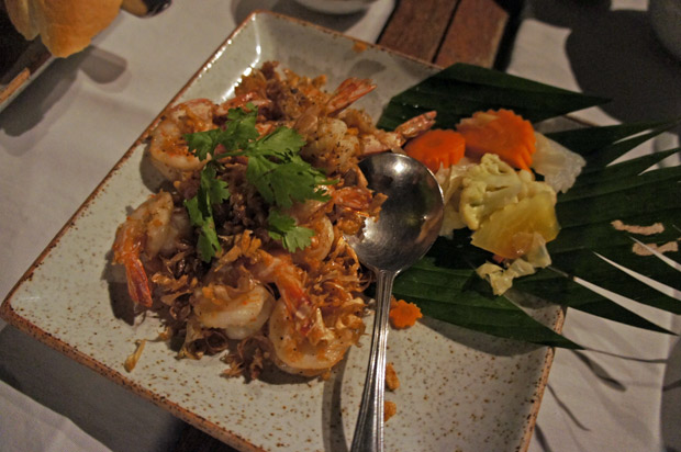 Thai Shrimps