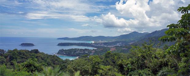 Playas-de-Phuket