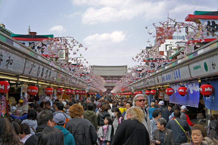 Templo Senso Ji de Tokyo