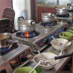 Haciendo un curso de Cocina Tailandesa en Bangkok