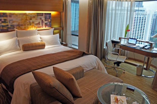 Mi primera estancia en un hotel de 5 estrellas el renaissance de kuala lumpur - Decoracion para hoteles ...