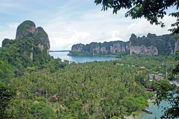 Railay-vistas