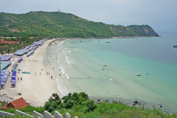 Playa-de-Koh Larn