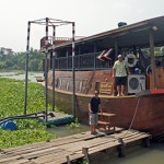 Dos días navegando con el Crucero Thantatharee de Bangkok a Ayutthaya