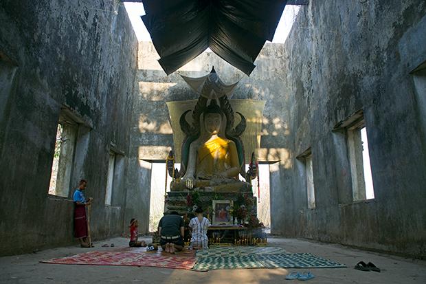 Templos-inundados
