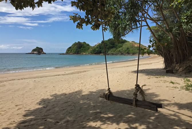 Parque-Nacional-de-Koh-Lanta-playa