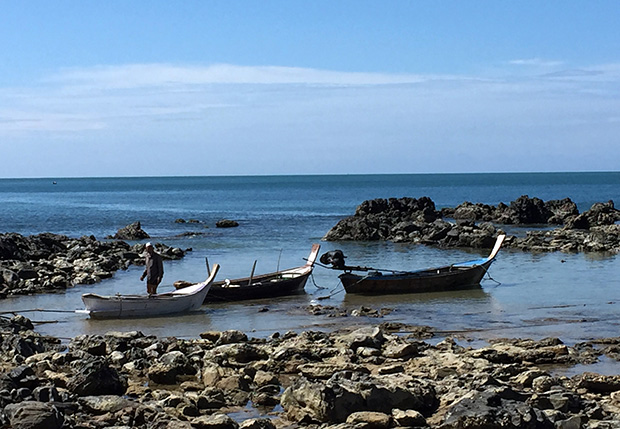 Pescador-de-Koh-Lanta