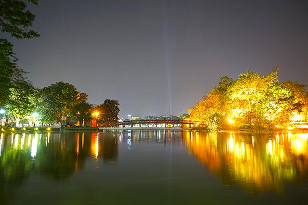 Puente-Lago