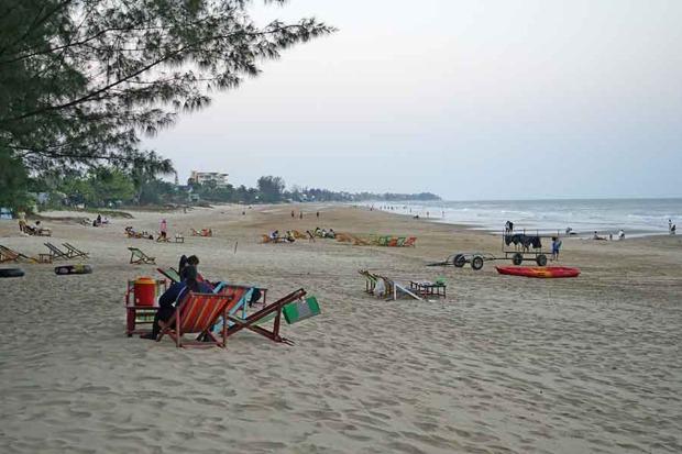 Playa de Thao Ko Sa Forest Park