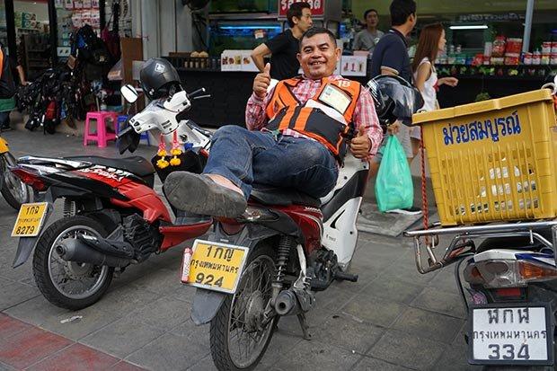 Cómo comportarse en Tailandia