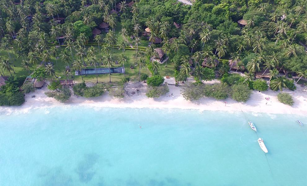 Playa Haad Thien de Koh Tao