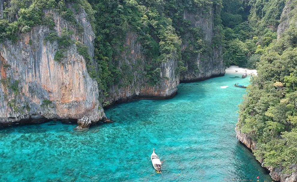 Playa en Koh Phi Phi Leh