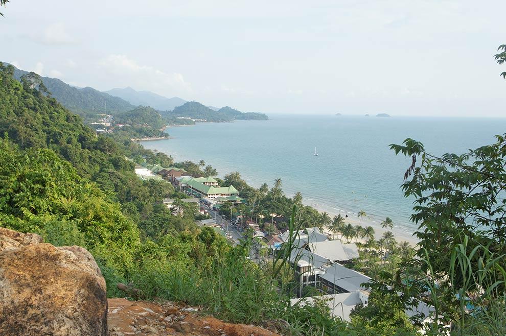 Playa principal de Koh Chang